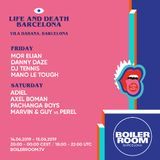 DJ Tennis - Live @ Boiler Room X Life & Death Barcelona [06.19]
