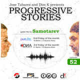 Samotarev - Progressive Stories 052 [Jun 09 2017] on Pure.FM