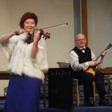 Classical Journey Soundart Radio Fri 14 Dec '18 Ekaterina Shetliffe, Yulia Northridge, Sergei Kosov
