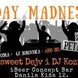 Sweet Dejv B2B Kozma, iBeer 12102018