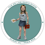 45 Live Radio Show pt. 20 with guest DJ MISS 45s