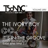 75 - LXXV - Summer Heat Mix - The Ivory Boy - 2017-07-19