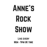 Anne's Rock Show 12th March 2018
