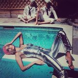 Mr. CeeKay presents Spacer and the Disconettes - The Poolside Edition