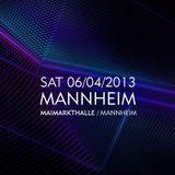Sasch BBC @ Time Warp Mannheim (06-04-2013)