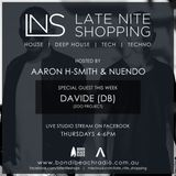 LNS: Aaron H-Smith & Nuendo w/ Davide [Zoo Project] 13th Apr 2017