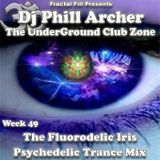 The Fluorodeic Iris - The UnderGround Club Zone Radio Show