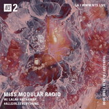 Miss Modular Radio w/ Lalah Hathway - 29th March 2018
