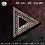 Etia Creations Radio Showcase vol.11 w. Alex Long @ Clubvibez Radio