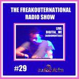 The FreakOuternational Radio Show #29 27/02/2015