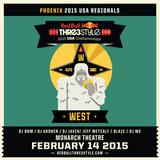 DJ Akshen - Red Bull Thre3style 2015 Phoenix Regional Champion Set