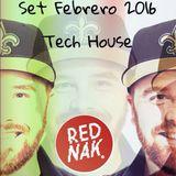 RednaK Set Febrero 2016 & Tech House