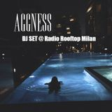 AGGNESS @ Radio Rooftop Milan - march 2017