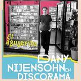 """DISCORAMA en """"El Agujerito"""" con DANY NIJENSOHN"""