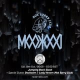Jumping Back Slash & Special Guests Dookoom + Lady Venom (Not Sorry Club) - 28th October 2017
