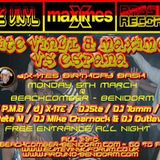 Elite Vinyl & Maximes Vs Espana - djX-ite's Birthday Bash Part 3 @ Beachcomber 2007 Benidorm