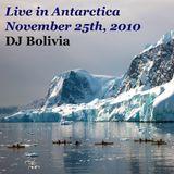 DJ Bolivia - Live in Antarctica