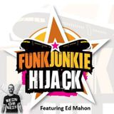 FunkJunkie Hijack Alfresco Festival Warm Up Show Featuring Ed Mahon 26th May 2016