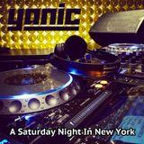 Saturday Night In New York