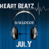 HEART BEATZ - JULY - by N LOCOS