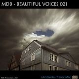 MDB - BEAUTIFUL VOICES 021 (AMBIENTAL-TRANCE MIX)