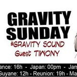 Podcast Gravity Sunday #9 08-11-15 Guest Tiwony