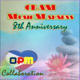 CRAM Music Madness 8th Anniversary (OPM Collaboration)