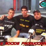 Los Socios Producciones en el Prat Radio