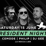 DJ Gee live at La Rocca Resident Night (15-06-2019)
