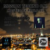 Mission Techno C.R. with ACID DIAMOND