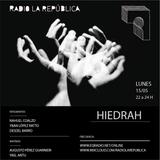 La República  episodio LXX - HIEDRAH /ECOS DEL KILOMBO