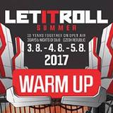Freenetik Party presents Let it Roll Warm Up - Promo Mix