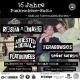 Kellerpunk Spezial 16 Jahre Punkrockers-Radio
