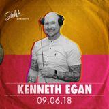 Kenneth Egan - Live at Shhh 9th June 2018