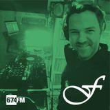 674FM Freistunde - Seb Whist (July 2019)