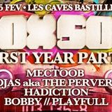 "Mix ""La Boxson"" 15 02 2013 @Les caves St-Sabin, Paris, France"