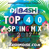 DJ Bash - Top 40 Spring Mix 2017
