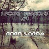 Proggy sessions 004 GUESTMIX Robby G