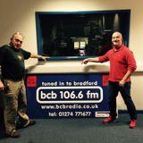 BCB RADIO  August 2016 Derek Pearson & Steve Burke