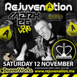 Mark EG - Hard Trance - Rejuvenation #REJUVEN8 - 12.11.16