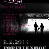 KleinFormat @ Nightmare Project Forellenhof Salzgitter - 08.02.2014