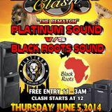 Platinum Vs Black Roots June 2014