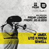 Uto Karem - Live @ 1605 Showcase Pacha London (UK) 2013.12.20.