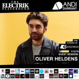 Electrik Playground 1/12/18 inc. Oliver Heldens Guest Mix