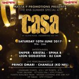 DJSniperUK Presents The 'Casa' Promo Mix