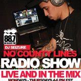 DJ Seizure 88.7 FM LIVE Mix 2/20/17
