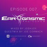 Ear-Gasmic Radioshow #007 (Joe Cormack guestmix)