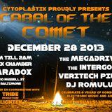 The Megadrives - Live at Enlighten X 'Jingle Bells' Paradox 12-28-2013