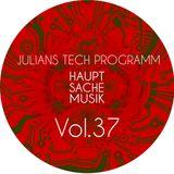 Rautemusik Techhouse Julians Tech Programm Vol.37