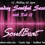 Rod G Sunday Soulful Sessions - SoulBeat Radio 070419